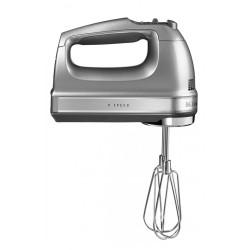 Ruční šlehač KitchenAid P2 5KHM9212ECU - stříbrná