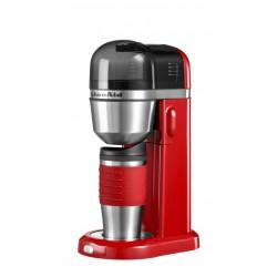Osobní kávovar KitchenAid P2 5KCM0402EER - královská červená