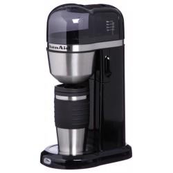 Osobní kávovar KitchenAid P2 5KCM0402EOB - šedá metalíza
