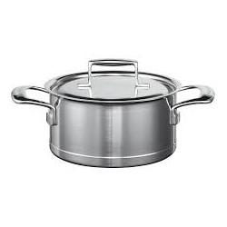 KitchenAid hrnec s poklicí 3l - průměr 20 cm - sedmivrstvé nádobí