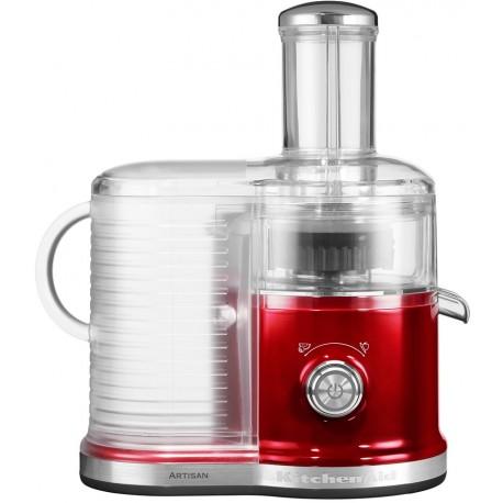 KitchenAid - odstředivý odšťavňovač Artisan - 5KVJ0333 - Červená metalíza