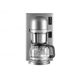 KitchenAid kávovar na přelévanou kávu 5KCM0802 stříbrná