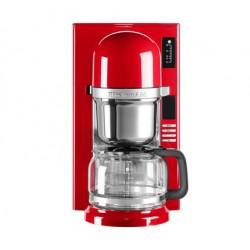 KitchenAid kávovar na přelévanou kávu 5KCM0802 královsky červená