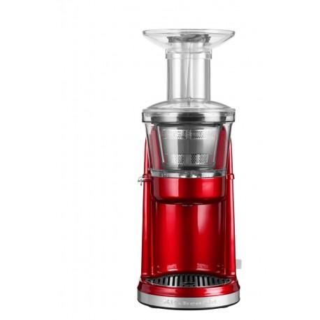 KitchenAid - nízkootáčkový odšťavňovač Artisan - 5KVJ0111- červená metalíza