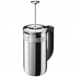 KitchenAid Tlakový kávovar/French press 5KCM0512ESS - nerez