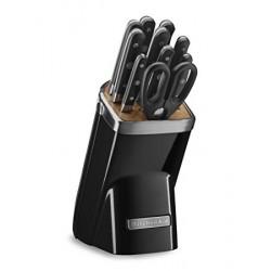 KitchenAid Blok na nože, 10 slotů, černá KKFMA01OB