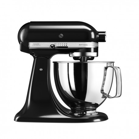 Kitchenaid robot Artisan 5KSM125EOB - černá