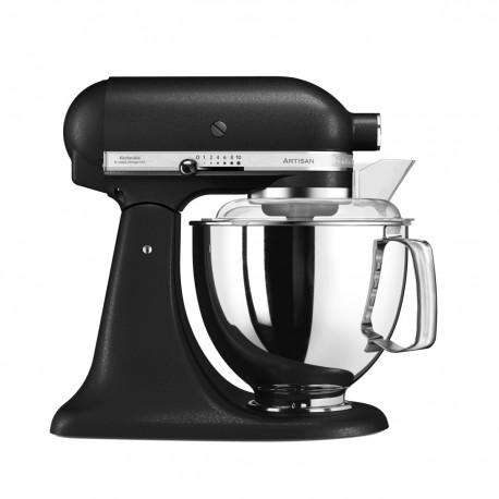 Kitchenaid robot Artisan 5KSM175PSEBK - černá litina