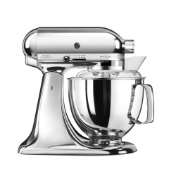 Kitchenaid robot Artisan 5KSM175PSECR - chrom