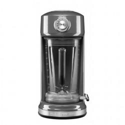 KitchenAid Mixér s magnetickým pohonem 5KSB5080EMS sříbřitě šedá