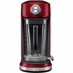 KitchenAid Mixér s magnetickým pohonem 5KSB5080ECA červená metalíza