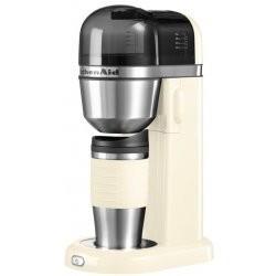 Osobní kávovar KitchenAid P2 5KCM0402EAC - mandlová