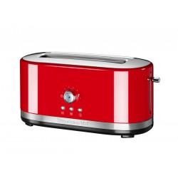 Kitchenaid Toustovač 5KMT4116EER s manuálním ovládáním a dlouhými otvory - královská červená