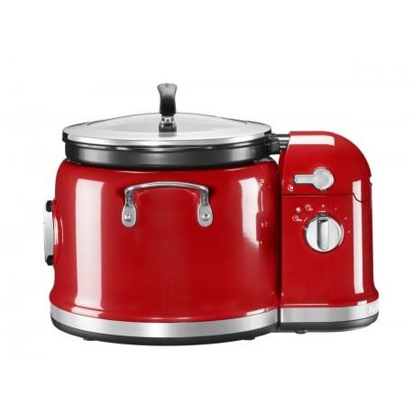KitchenAid Sada Multifunkční hrnec + Míchací stojan 5KMC4244EER - královská červená