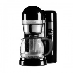 KitchenAid Kávovar s přípravou kávy jedním stisknutím 5KCM1204EOB černá