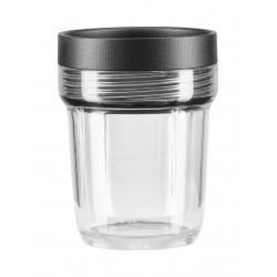 KitchenAid - Nádoba malá k mixéru K400 (1x 200 ml, 1x víko)