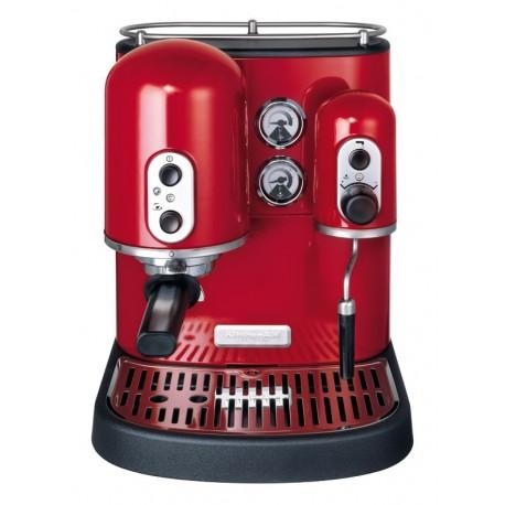 Espreso kávovar Artisan 5KES2102EER - královsky červená