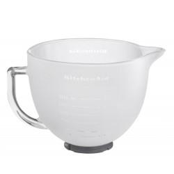 KitchenAid - skleněná mísa matná 4,83l 5K5GBF