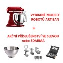 AKČNÍ PŘÍSLUŠENSTVÍ ROBOT ARTISAN -  k prodeji pouze v kombinaci s robotem ARTISAN