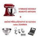 AKČNÍ ZBOŽÍ ROBOT ARTISAN -  k prodeji pouze v kombinaci s robotem ARTISAN