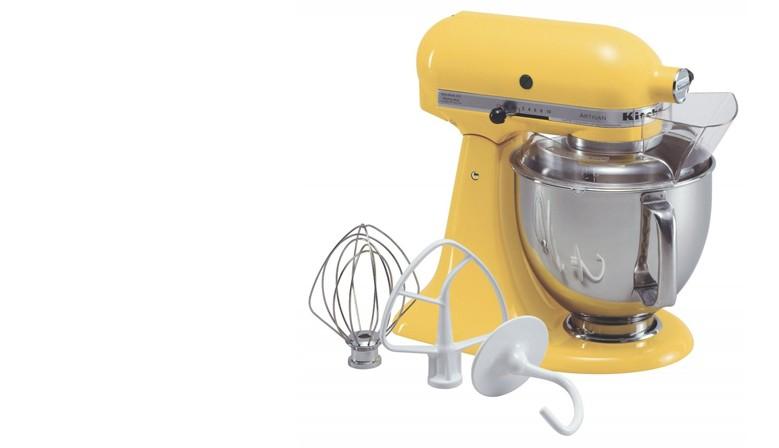 Kuchyňský robot KitchenAid + akční příslušenství ZDARMA nebo se SLEVOU