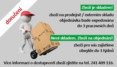 Informace o dostupnosti zboží